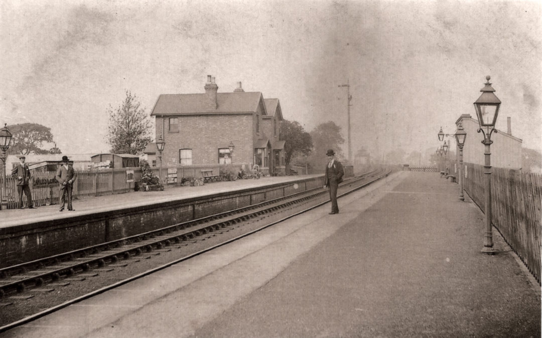 Naburn Railway Station