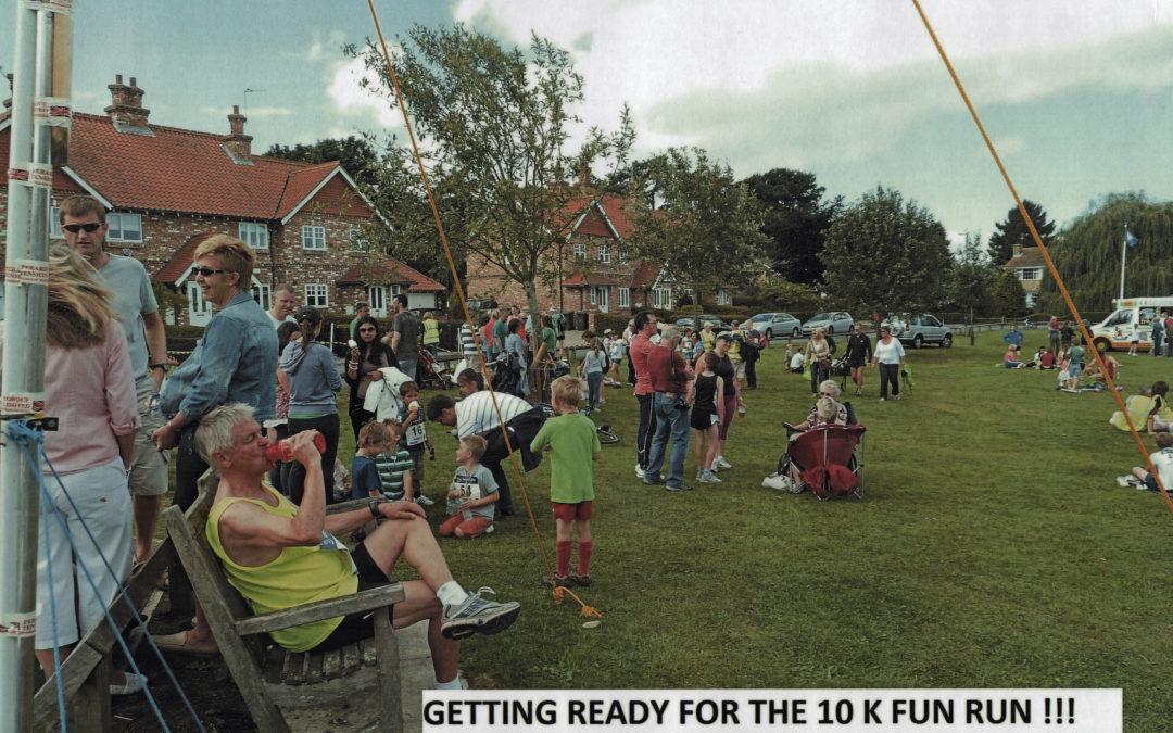 Village Green 10k Fun Run – 2012 Queens Diamond Jubilee Celebrations