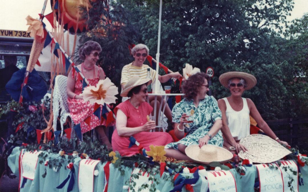 1997 Silver Jubilee celebrations – Escrick