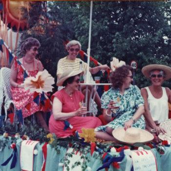 1999 Silver Jubilee celebrations - Escrick