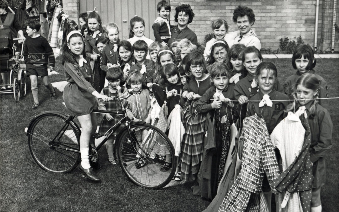 Escrick Brownies c1970's
