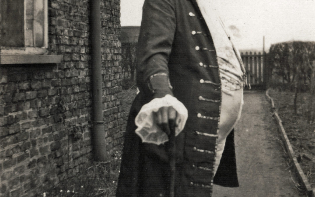 Forbes Adam Drama Group 1927 – Elizabeth Tomlinson as Sir Anthony Absolute