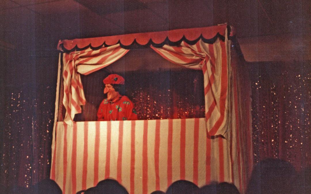 Escrick & Deighton Music Hall Performance 1989