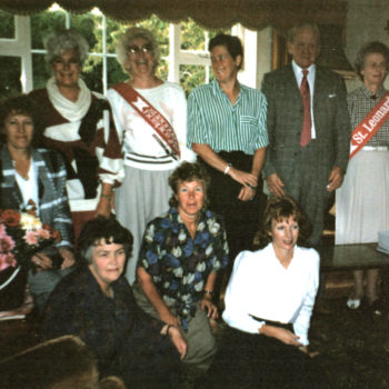 St Leonard's Hospice Escrick Support Group 1972 - 2009- Coffee Morning
