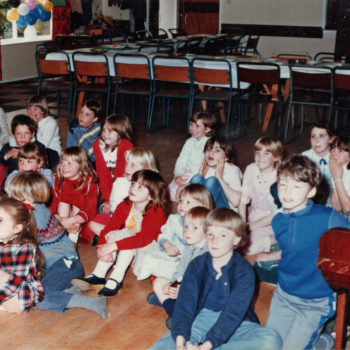 Village Hall Childrens Party, 10 year celebration
