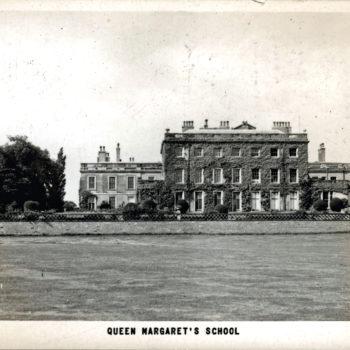 Postcard of Queen Margaret's School 1965 (Formerly Escrick Hall)