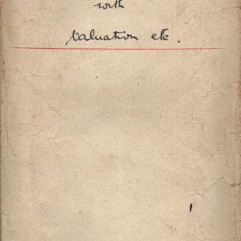 Document Wallet for Escrick & Deighton Club profit & loss accounts - 31 Dec 1927