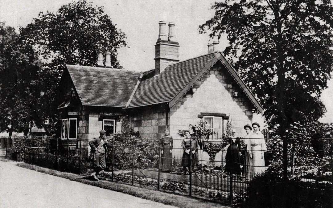 Cottage in Escrick Hall Grounds – Now Chaplains Lodge, Queen Margaret's School Escrick