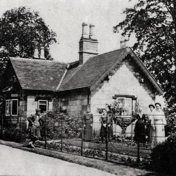 Cottage in Escrick Hall Grounds - Now Chaplains Lodge, Queen Margaret's School Escrick