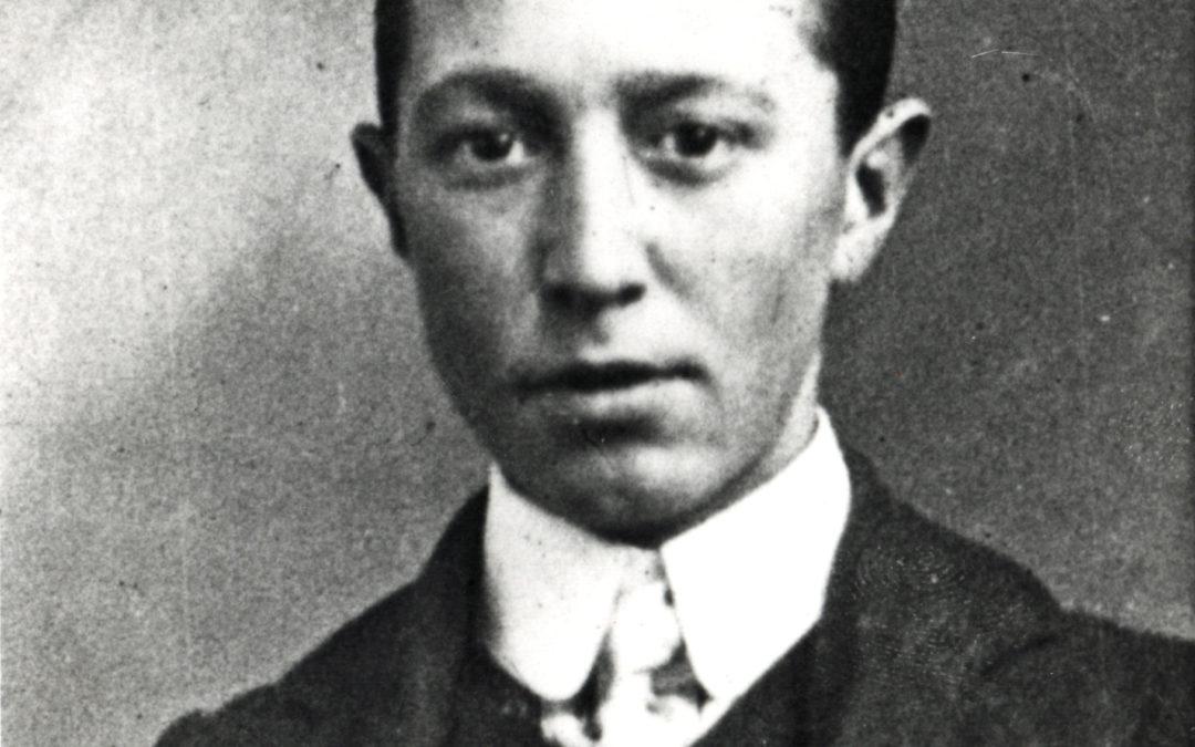 Sefton Tomlinson (Jnr) – c 1915/1916