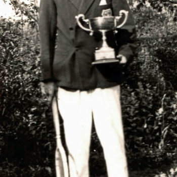 Sonny Burningham - Escrick 1932