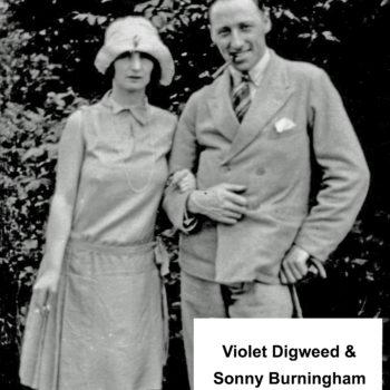 Violet Digweed & Sonny Burningham - Escrick c1930's